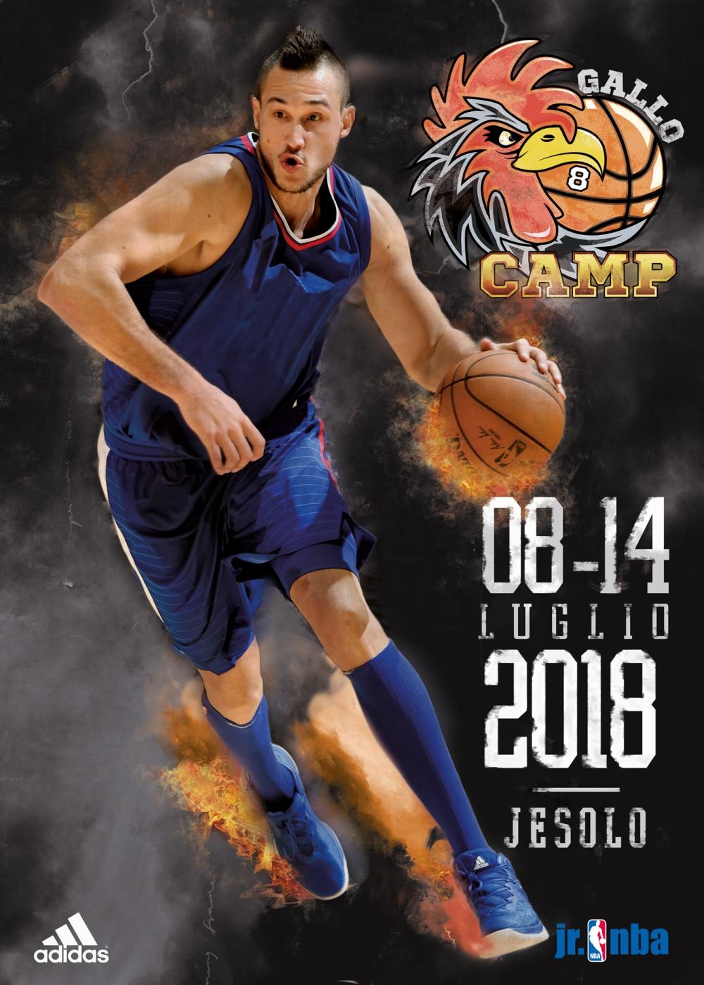 Danilo Gallinari Camp 2018